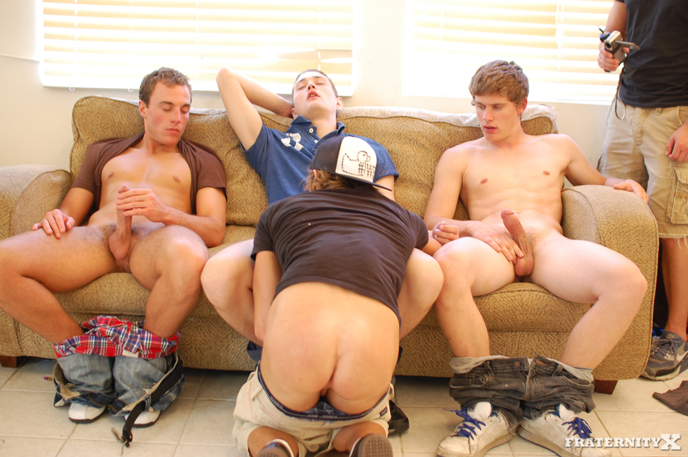 Fraternity-X-Angelo-and-Shawn-and-Jansen-and-Morgan-Big-Cock-Fraternity-Boys-Barebacking-06 Big Cock Straight Fraternity Brothers Raw Gang Bang a Freshman
