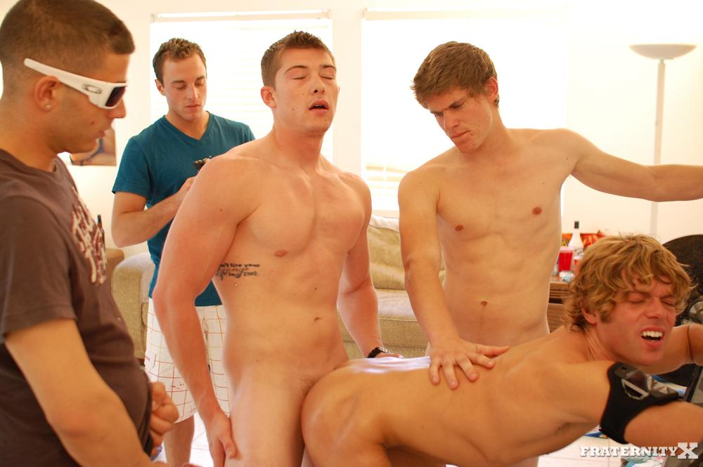 Fraternity-X-Cum-Dump-Frat-Guys-Fucking-Bareback-Amateur-Gay-Porn-18 Real Fraternity Brothers Finger Bang and Bareback A Pledge