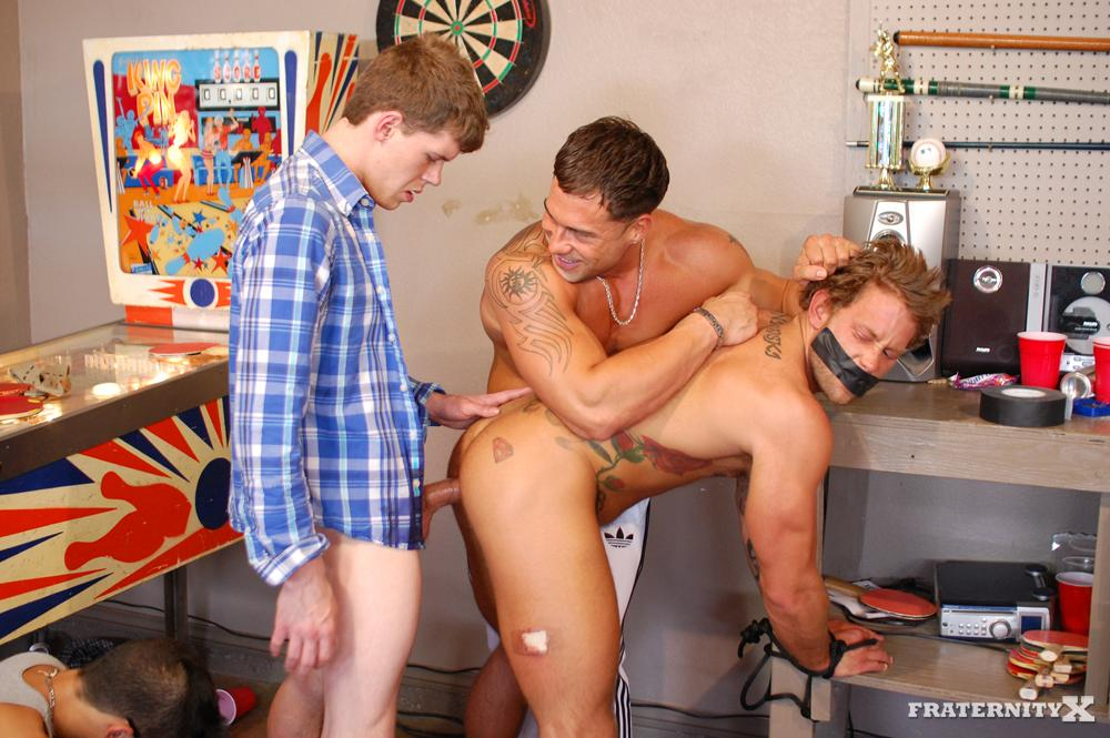 Fraternity-X-Straight-Frat-Boys-Barebacking-Amateur-Gay-Porn-08 Real Amateur Drunk Fraternity Brothers Take Turns Barebacking