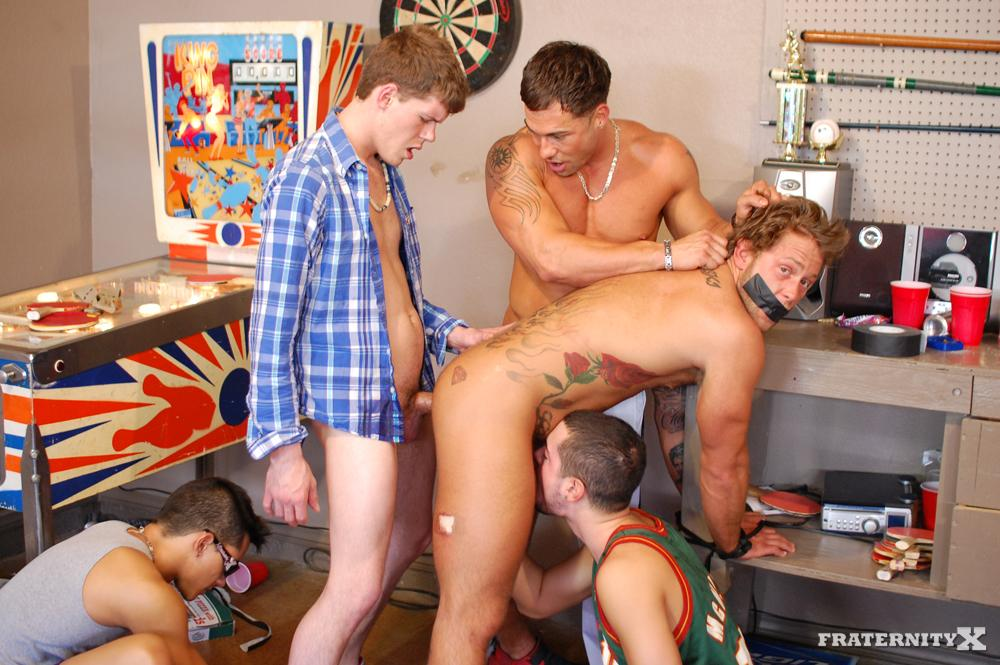 Fraternity-X-Straight-Frat-Boys-Barebacking-Amateur-Gay-Porn-09 Real Amateur Drunk Fraternity Brothers Take Turns Barebacking