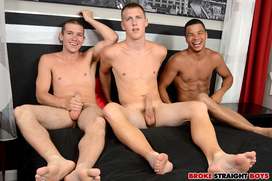 Broke-Straight-Boys-MICK-TORRENCE-and-ADAM-BAER-and-KADEN-ALEXANDER-Straight-Twinks-Barebacking-Amateur-Gay-Porn-10 3 Straight Big Cock Virgin Boys Bareback Each Other For Cash