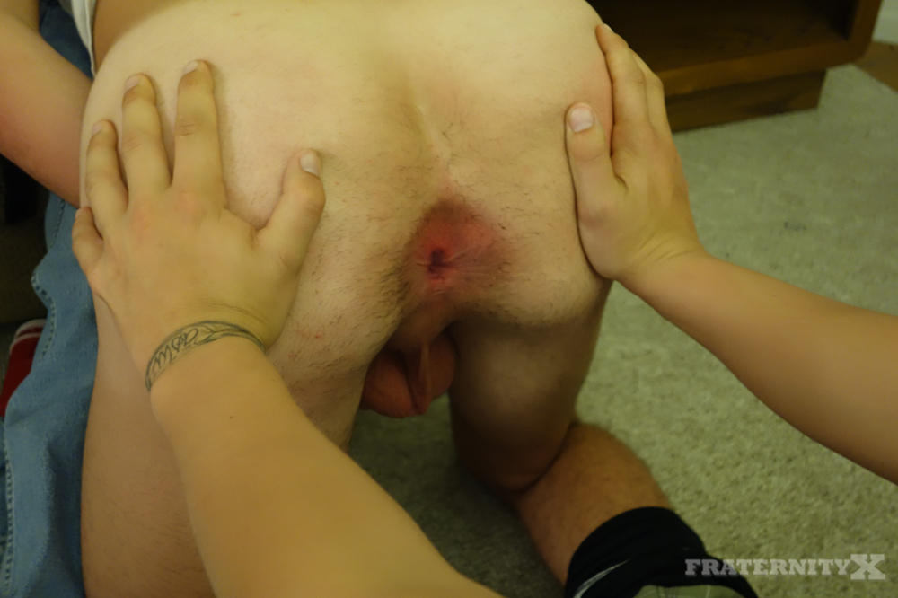 FraternityX-Drunk-Frat-Orgy-Barebacking-Pledges-Amateur-Gay-Porn-05 Fraternity Pledge Gets Drunk and Barebacked By His Frat Brothers