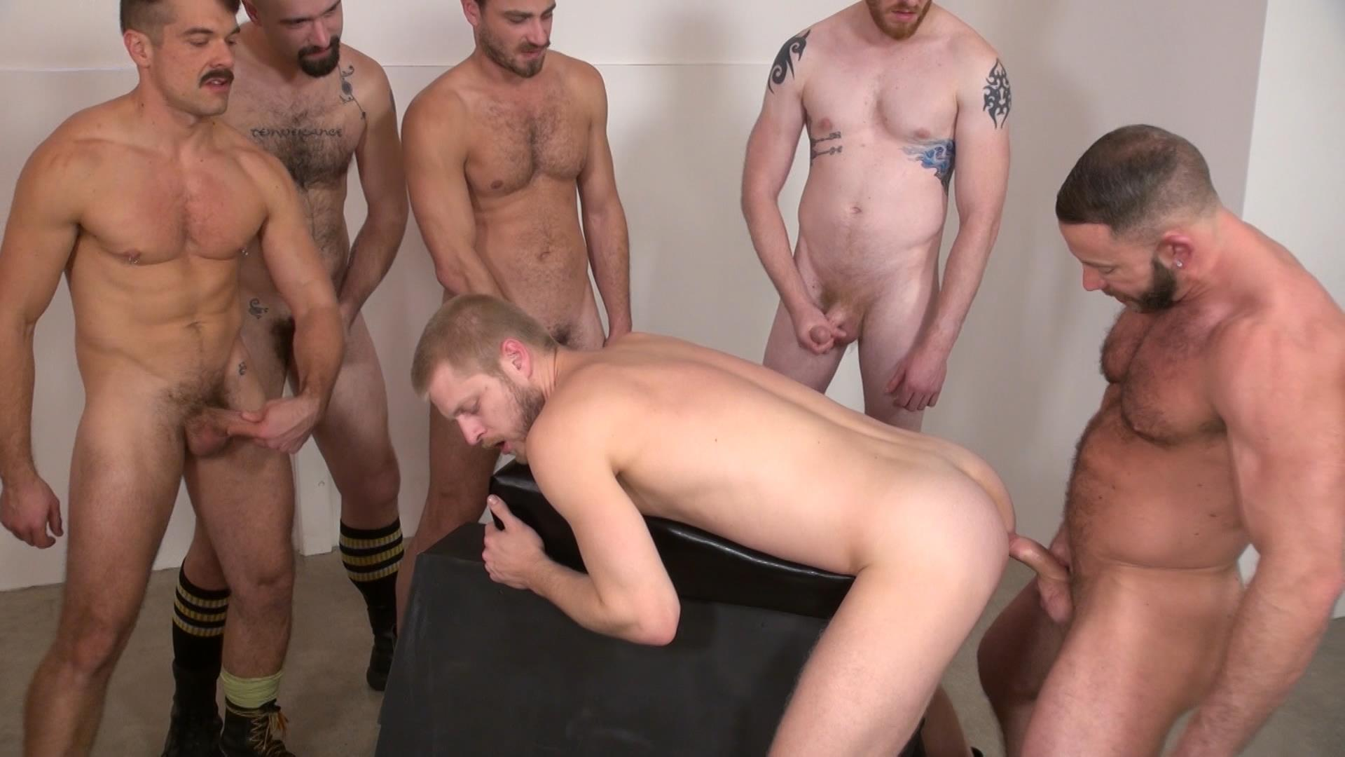 Amateur hairy gay raw hole for bigdicked 9