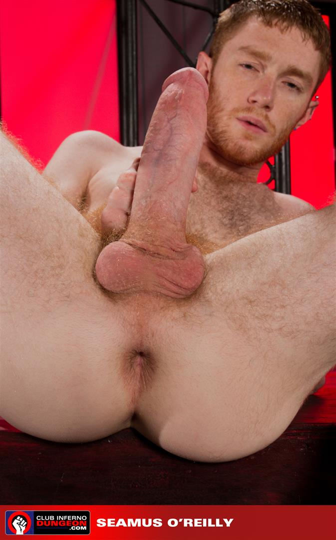 Club-Inferno-Dungeon-Alessandro-Del-Toro-and-Seamus-OReilly-Redhead-Guy-Gets-Fisted-Butt-Plug-Amateur-Gay-Porn-03 Redheaded Seamus O'Reilly Gets Butt Plugged and Fisted