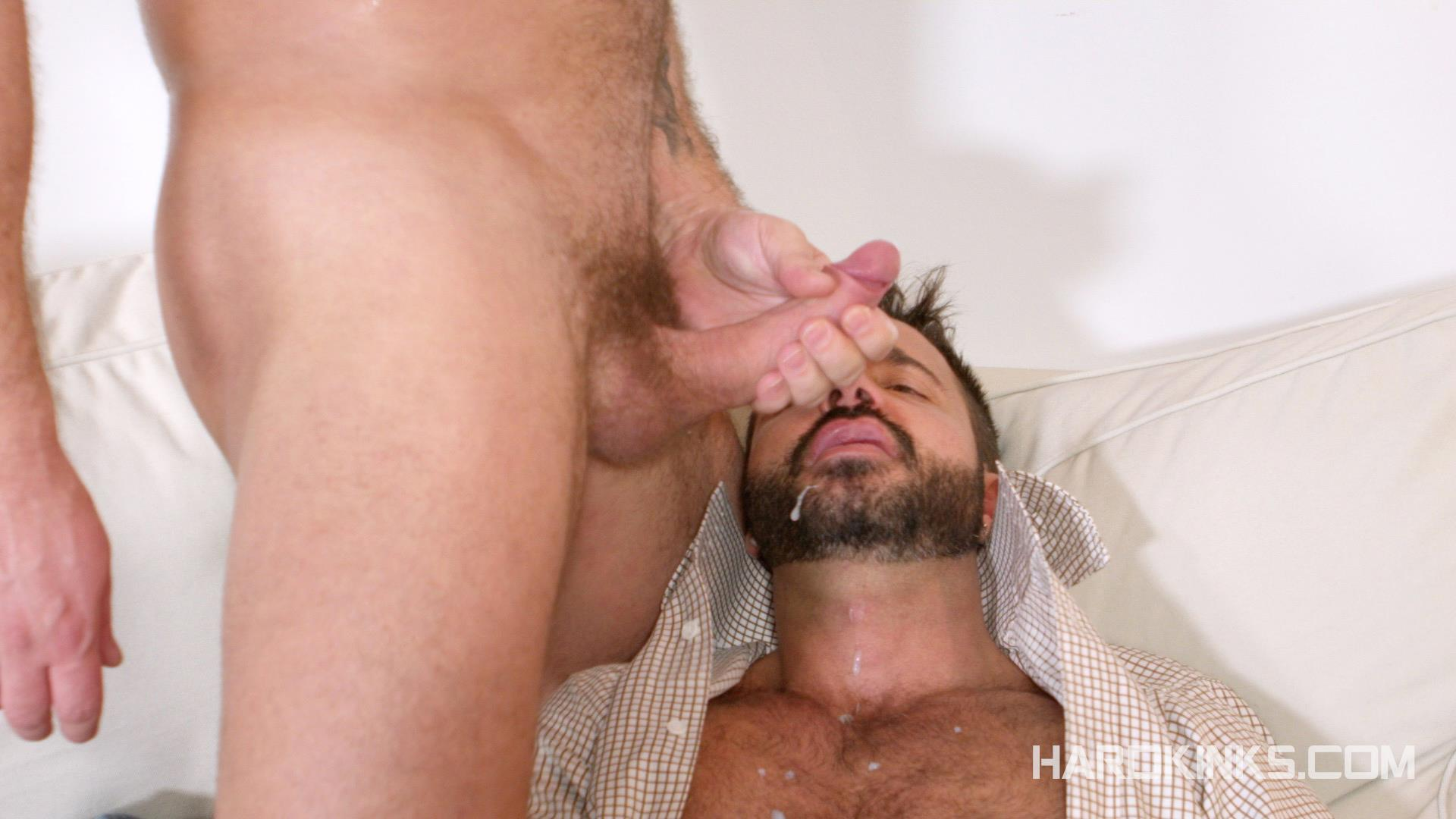 Hardkinks Jessy Ares and Martin Mazza Hairy Alpha Male Amateur Gay Porn 12 Hairy Muscle Alpha Male Dominates His Coworker