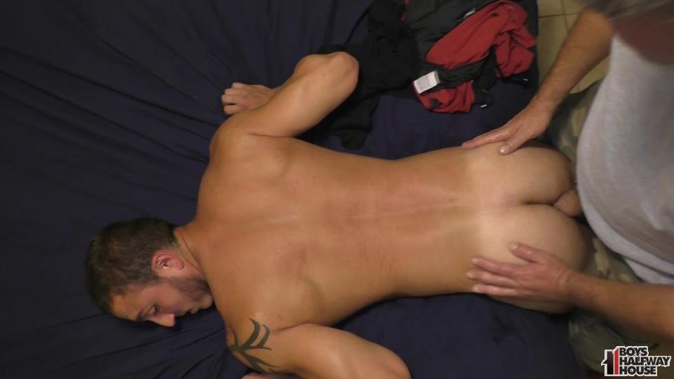 Boys-Halfway-House-Zachery-Andrews-Straight-Boy-Gets-Barebacked-20 Straight Delinquent Boy Gets His Virgin Ass Broken Into